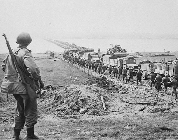 Die Offensive im Rheingebiet