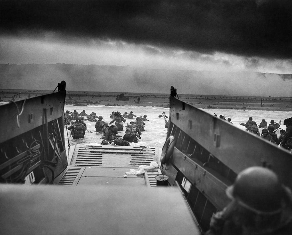 Voorbereidingen voor D-Day