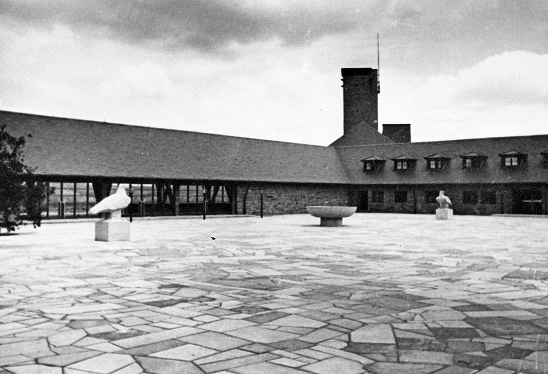 Le camp national-socialiste « Ordensburg » Vogelsang