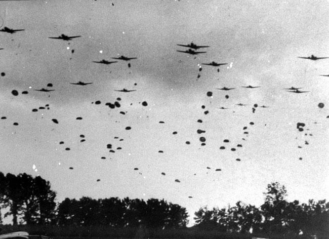 2. Vrijheid valt uit de lucht