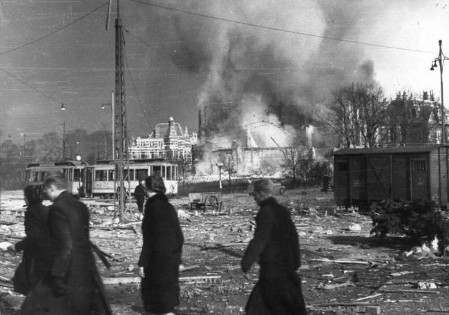 The mistaken American bombing