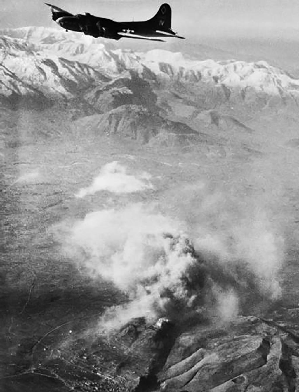 The Campaign of Monte Cassino