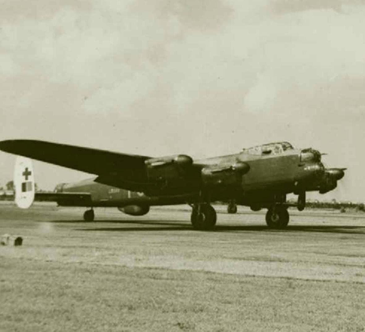 De Crash van Lancaster ED737