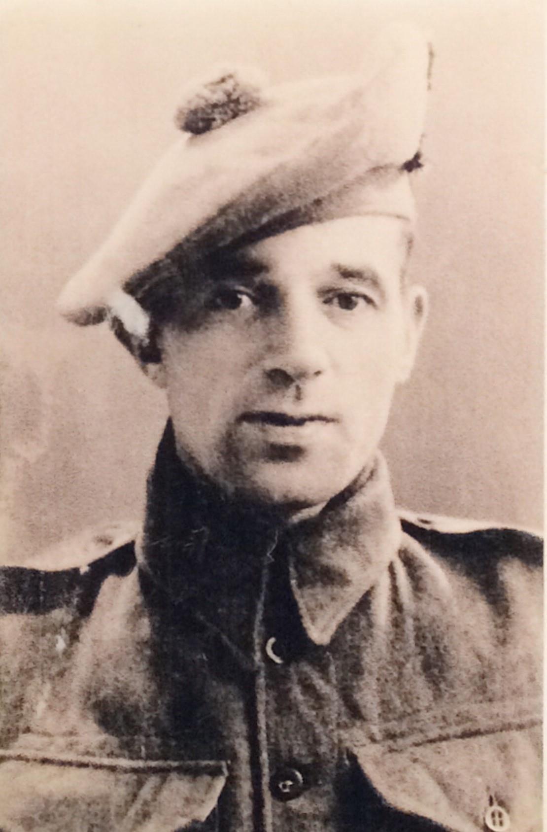 Private David McKellar